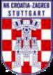 Croatia-Zagreb Stuttgart
